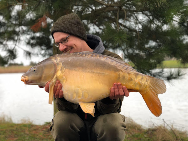 Winter Carp Fishing – My Approach